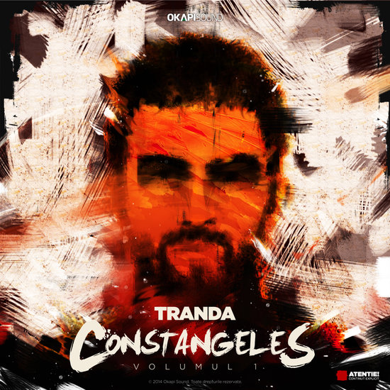 TRANDA - CONSTANGELES VOL. 1 2014 [ ALBUM CD ORIGINAL ]
